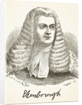 Edward Law, 1st Baron Ellenborough by English School