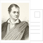 Sir Walter Scott by English School