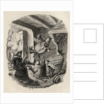 Grandpapa's Story, or The Witches' Frolic by George Cruikshank