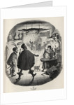 The Conjuror by George Cruikshank