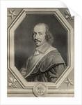 Cardinal Jules Mazarin by Robert Nanteuil