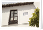 The birthplace of Federico Garcia Lorca by Unknown