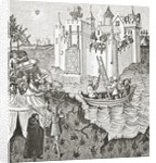 The Castle of Loves by English School