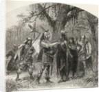 Landing of Northmen by American School