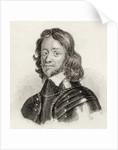 Henry Ireton by English School