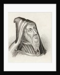 St. Augustine of Hippo by English School