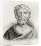 Quintus Junius Rusticus by English School