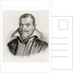 Johannes Maursius by English School