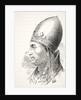 Pope Adrian IV by English School