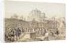 Signing the Covenant in Greyfriars Churchyard, Edinburgh in 1638 by English School