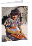 Cuna Indian woman by Unknown