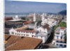 View to the cathedral in the Casco Viejo by Unknown
