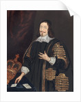 William Lenthall by English School