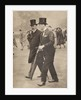 George V and his son the Prince of Wales, the future Edward VIII, in 1922 by English Photographer