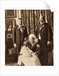 Four Generations of the English Royal Family by English Photographer
