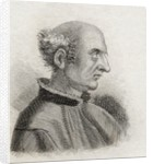 John Isaac Pontanus by English School