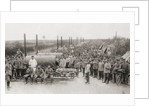 The German army's field bakeries during World War I by English Photographer