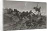 African slaves abandoned by slave traders by Daniel Urrabieta Vierge