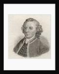 William Shenstone by English School