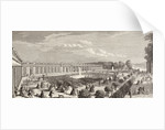 Le Grand Trianon, Versailles, in the 18th century by French School