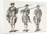 How to charge a musket by from 'XVIII Siecle Institutions