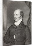 George Canning by English School