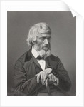 Thomas Carlyle by English School