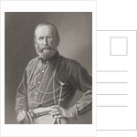 Giuseppe Garibaldi by English School