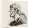 Alcaeus of Mytilene by English School