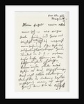 Letter from Beethoven to 'The Immortal Beloved' by Ludwig van Beethoven