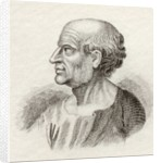 Marcus Porcius Cato by English School
