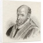 Girolamo Mercuriale by English School