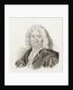Pieter Burman the Elder by English School