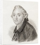 George Steevens by English School