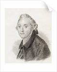 George Steevens by English School