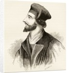 Jan Hus by English School