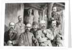 Mackay's missionary station at Usambiro by English School