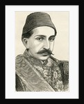 His Imperial Majesty, The Sultan Abdulhamid II, Emperor of the Ottomons, Caliph of the Faithful by English School