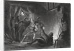 Death of the Earl of Desmond by Henry Warren