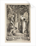 Illustration for The Merry Wives of Windsor by Sir John Gilbert