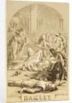 Illustration for Hamlet by Sir John Gilbert