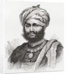 Maharao Pragmalji II by European School