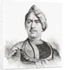 Jaswant Singh, Maharaja of Bharatpur by European School