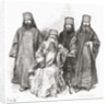 Filaret Drozdov and his three sons by European School