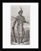 A native of Manado, Celebes by European School