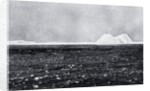 The iceberg with which RMS Titanic of the White Star Line collided and caused her to sink by Anonymous