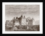 The Palace of Holyroodhouse by Anonymous