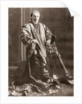 David Lloyd George, 1st Earl Lloyd-George of Dwyfor by Anonymous