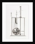 An ancient clepsydra or water clock by Anonymous