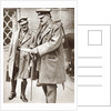 Field Marshal Edmund Henry Hynman Allenby, 1st Viscount Allenby by Anonymous